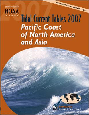 Tidal Current Tables: Pacific Coast of North America and Asia 9780071477758