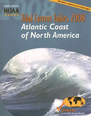 Tidal Current Tables: Atlantic Coast of North America 9780071490757