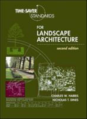 Time-Saver Standards for Landscape Architecture 9780070170278