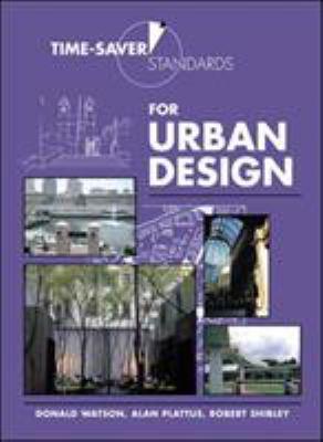 Time-Saver Standards for Urban Design 9780070685079