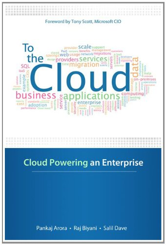To the Cloud: Cloud Powering an Enterprise 9780071792219