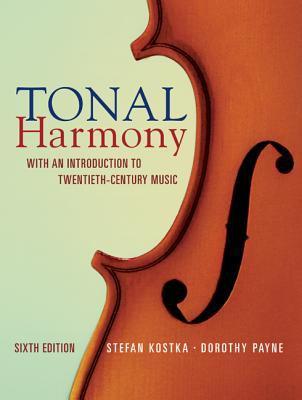 Tonal Harmony 9780073401355
