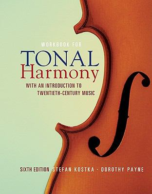 MP Tonal Harmony Workbook with Workbook CD and Finale Discount Code 9780077269968