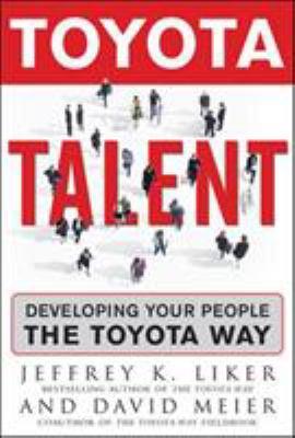 Toyota Talent 9780071477451