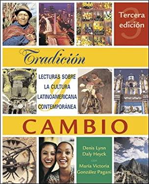 Tradicion y Cambio: Lecturas Sobre La Cultura Latinoamericana Contemporanea 9780072496437