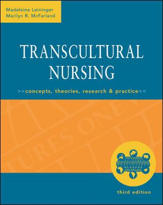 Transcultural Nursing: Concepts, Theories, Research & Practice, Third Edition 9780071353977