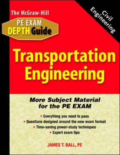 Transportation Engineering 9780071361804