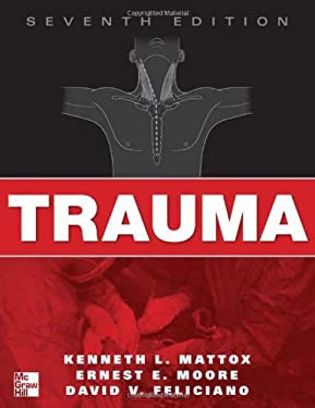 Trauma, Seventh Edition 9780071663519