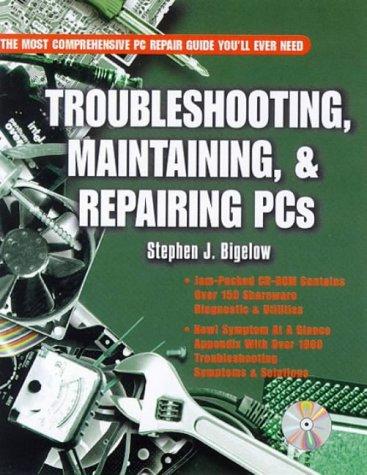 Troubleshooting, Maintaining, & Repairing PCs 9780079137326