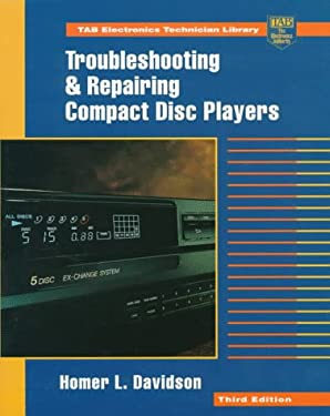 Troubleshooting and Repairing Compact Disc Players 9780070157620
