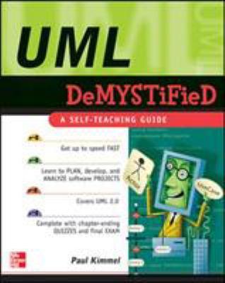 UML Demystified 9780072261820