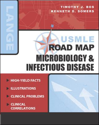 USMLE Road Map: Microbiology and Infectious Diseases 9780071435079