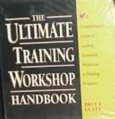 Ultimate Training Workshp Hb 9780079136992