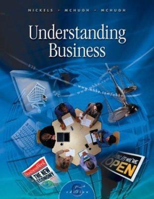 Understanding Business 2003 Media Edition featuring PowerWeb William G Nickels, James McHugh and Susan McHugh