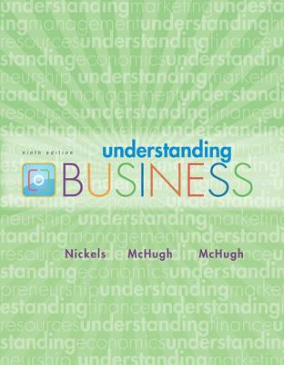 Understanding Business 9780077389567
