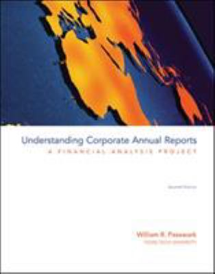 Understanding Corporate Annual Reports: A Financial Analysis Project 9780073526935