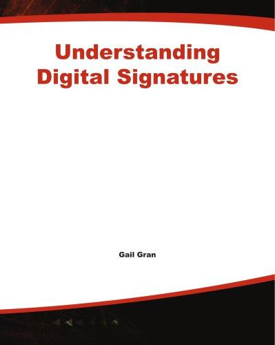 Understanding Digital Signatures: Establishing Trust Over the Internet and Other Networks 9780070125544