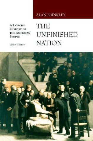 Unfinished Nation Vol. II with E-Source CD ROM; MP 9780072430530