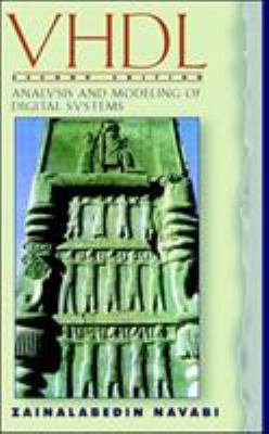 VHDL: Analysis and Modeling of Digital Systems 9780070464797