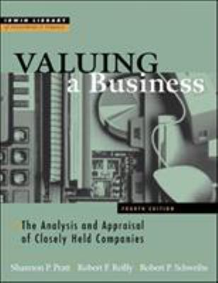 Valuing a Business - 4th Edition