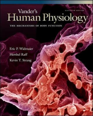 Vander's Human Physiology: The Mechanisms of Body Function 9780077216092