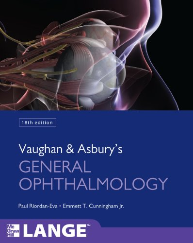 Vaughan & Asbury's General Ophthalmology, 18th Edition 9780071634205