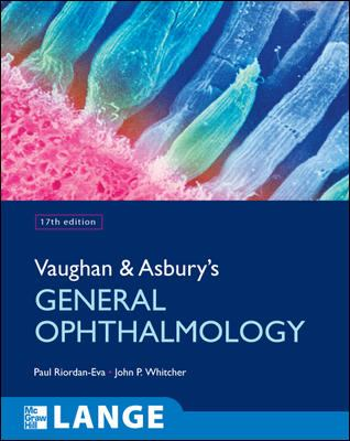 Vaughan & Asbury's General Ophthalmology 9780071443142
