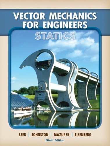 Vector Mechanics for Engineers: Statics 9780077275563