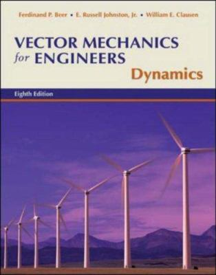 Vector Mechanics for Engineers: Dynamics 9780073212203