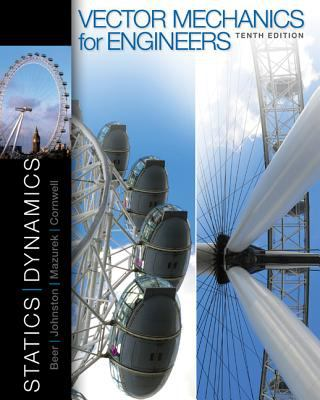 Vector Mechanics for Engineers: Statistics Dynamics 9780077491284