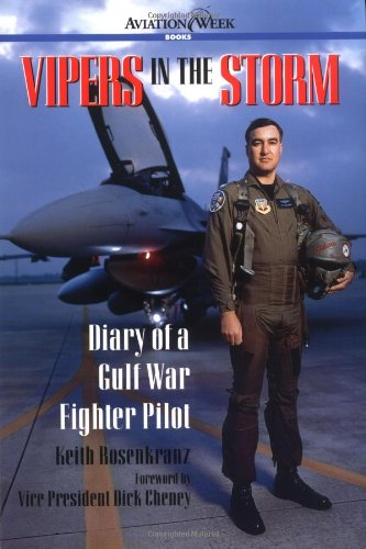 Vipers in the Storm: Diary of a Gulf War Fighter Pilot 9780071400404