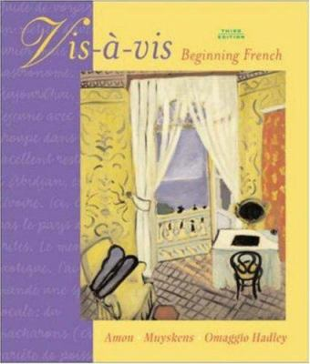 Vis-a-Vis: Beginning French [With CDROM] 9780072935325