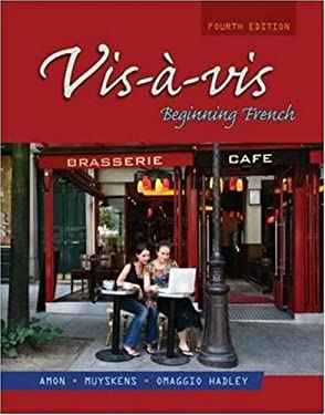 Vis-a-vis: Beginning French 9780073535425