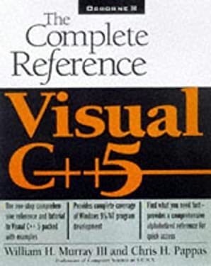 Visual C++5 the Complete Reference 9780078823916