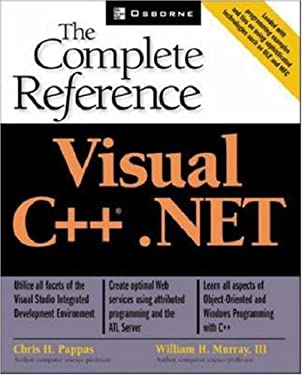 Visual C++.Net: The Complete Reference 9780072129588