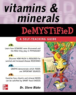Vitamins and Minerals Demystified 9780071489010