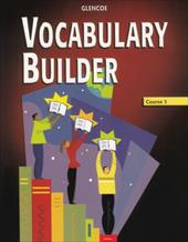 Vocabulary Builder, Course 5 279680