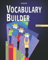 Vocabulary Builder, Course 6, Student Edition 279681