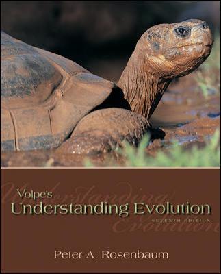 Volpe's Understanding Evolution 9780073383231