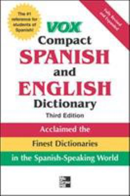 Vox Compact Spanish and English Dictionary 9780071499507