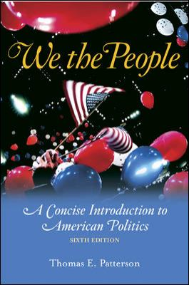 We the People with Powerweb 9780073197746