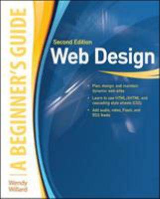 Web Design: A Beginner's Guide 9780071701341