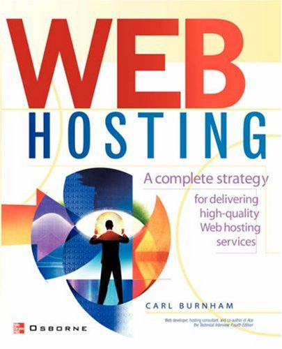 Web Hosting: A Beginner's Guide 9780072132793