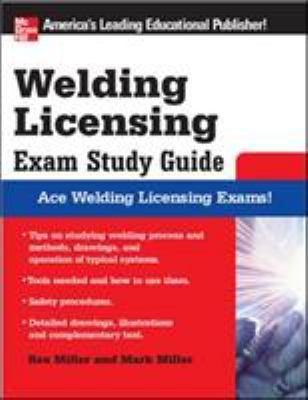 Welding Licensing Exam 9780071493765