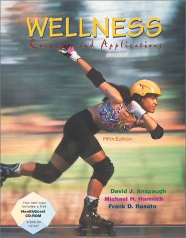 Wellness: Concepts & Applications with Healthquest 4.0 and Powerweb (Package) 9780072552386