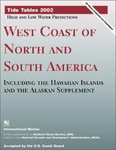 West Coast of North and South America: Including Hawaiian Islands and the Alaskan Supplement 251014