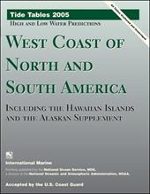 West Coast of North and South America: Including the Hawaiian Islands and the Alaskan Supplement 254546