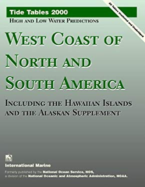 West Coast of North and South America: Including Hawaii (Including the Alaskan Supplement) 9780071353328