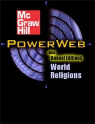 Western Ways of Being Religious with Free World Religions Powerweb 9780072840926