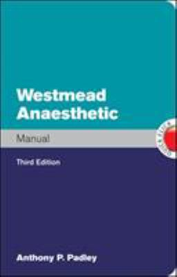 Westmead Anaesthetic Manual